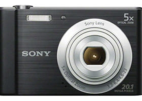 Sony W800/B 20.1 MP Digital Camera