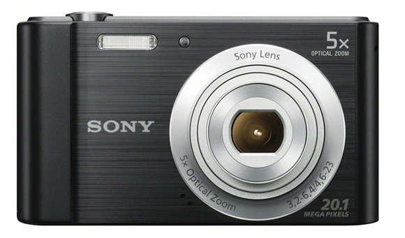 Sony W800/B 20.1 MP Digital Camera